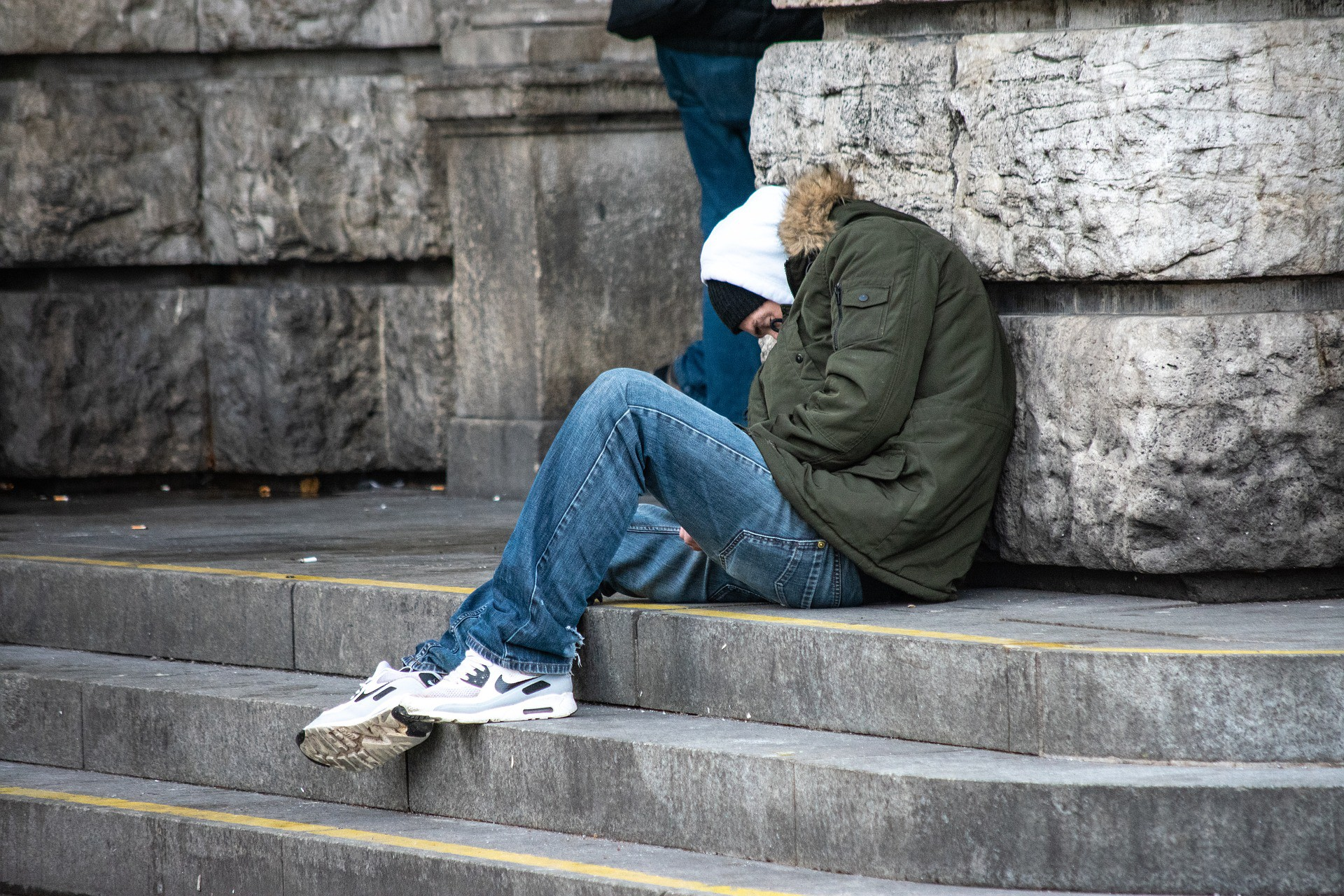 """That Homeless Man is My Brother. Why he Doesn't Just """"Get a Job"""" 